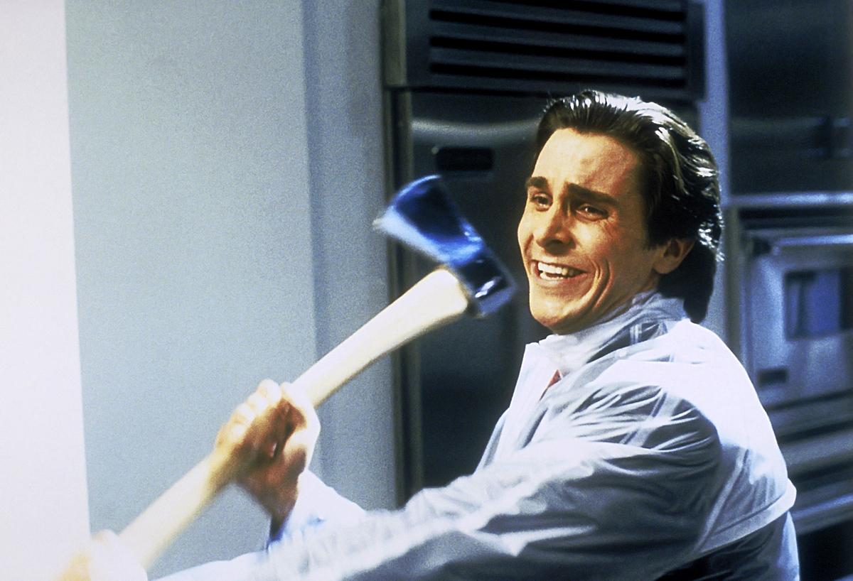 Коллеги Кристиана Бейла по «Американскому психопату» считали его «худшим актером» в фильме