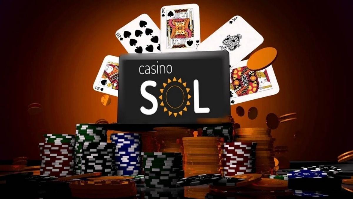  Онлайн-казино Sol - акции