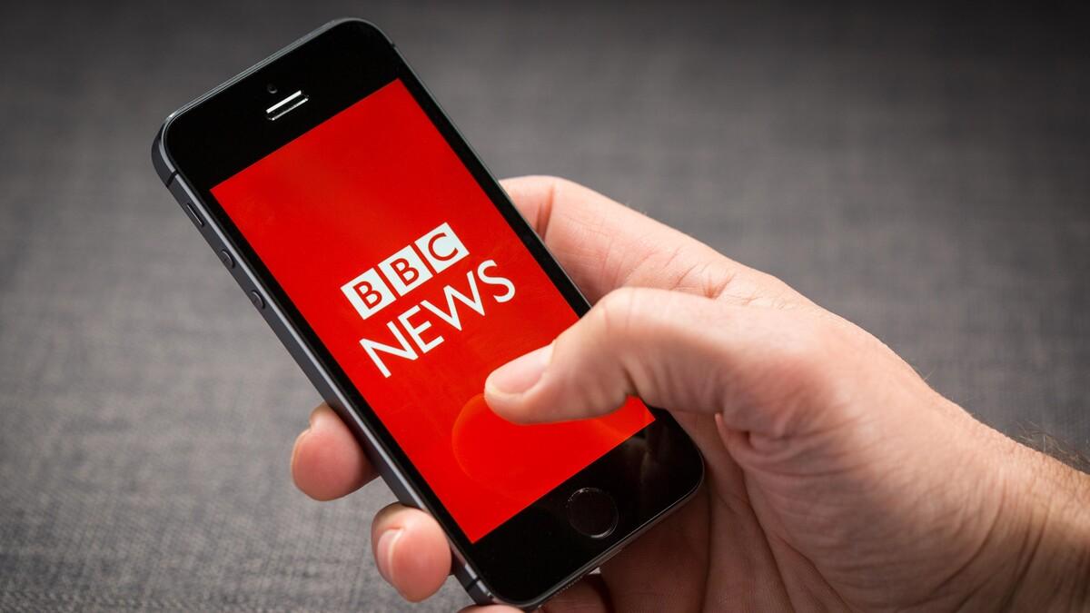 Сверкнул трусами: ведущий BBC оконфузился в прямом эфире
