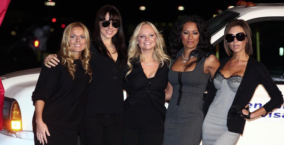 В честь годовщины: Spice Girls воссоединились спустя 15 лет