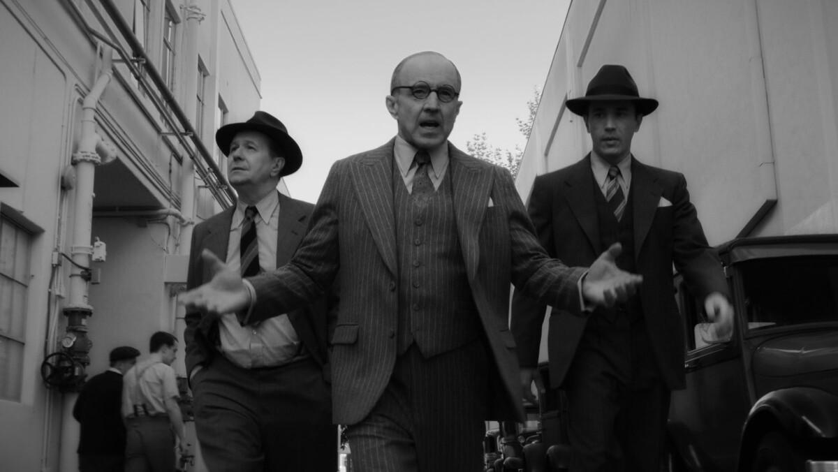 Фильм «Манк» о создании «Гражданина Кейна» выйдет в декабре на Netflix