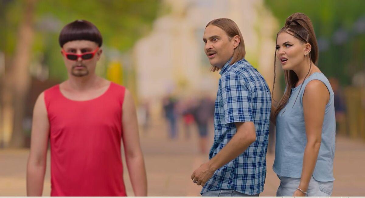 Олдскулы свело: 7 отсылок на ностальгические мемы из нового клипа Little Big