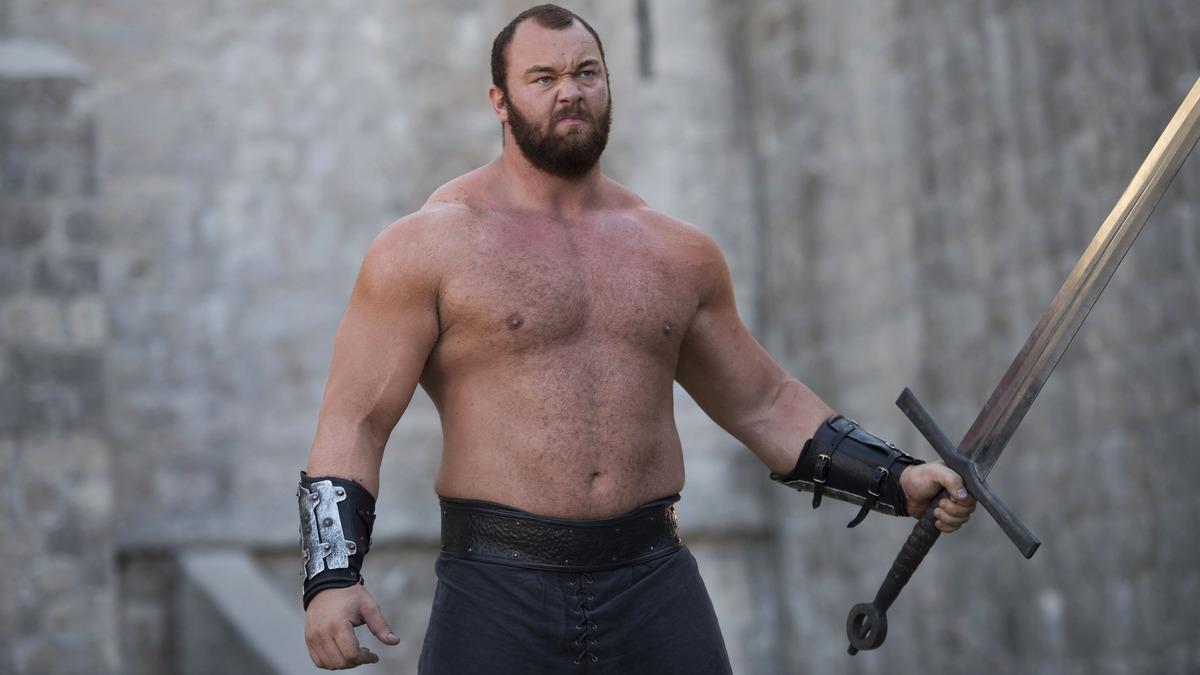 «Феноменальный результат»: Гора из «Игры престолов» шокировал фанатов похудением