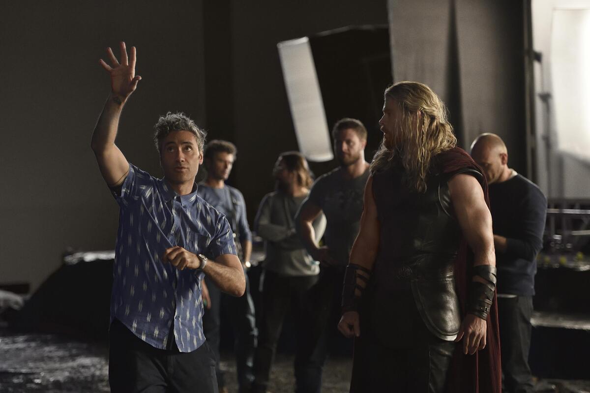 Вайтити о «Торе 4»: «Этот фильм — самое безумное, что я когда-либо делал»