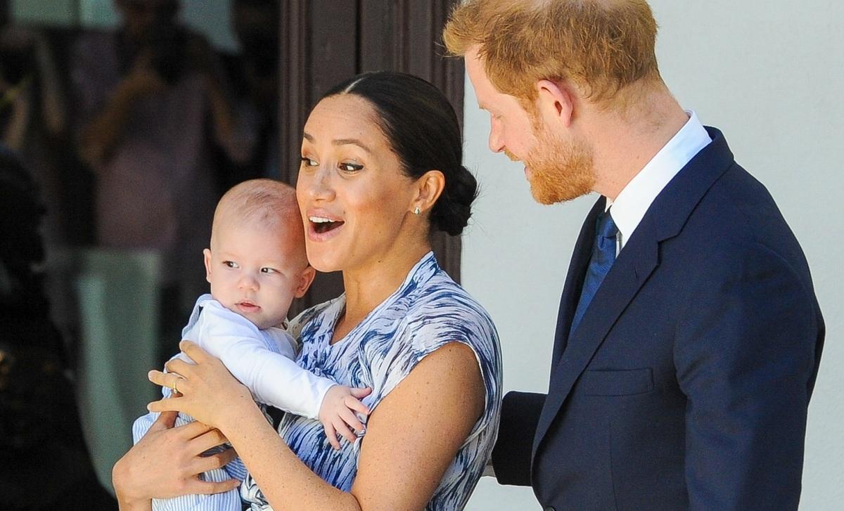 Меган Маркл раскрыла реакцию 2-летнего сына на ее книгу для принца Гарри