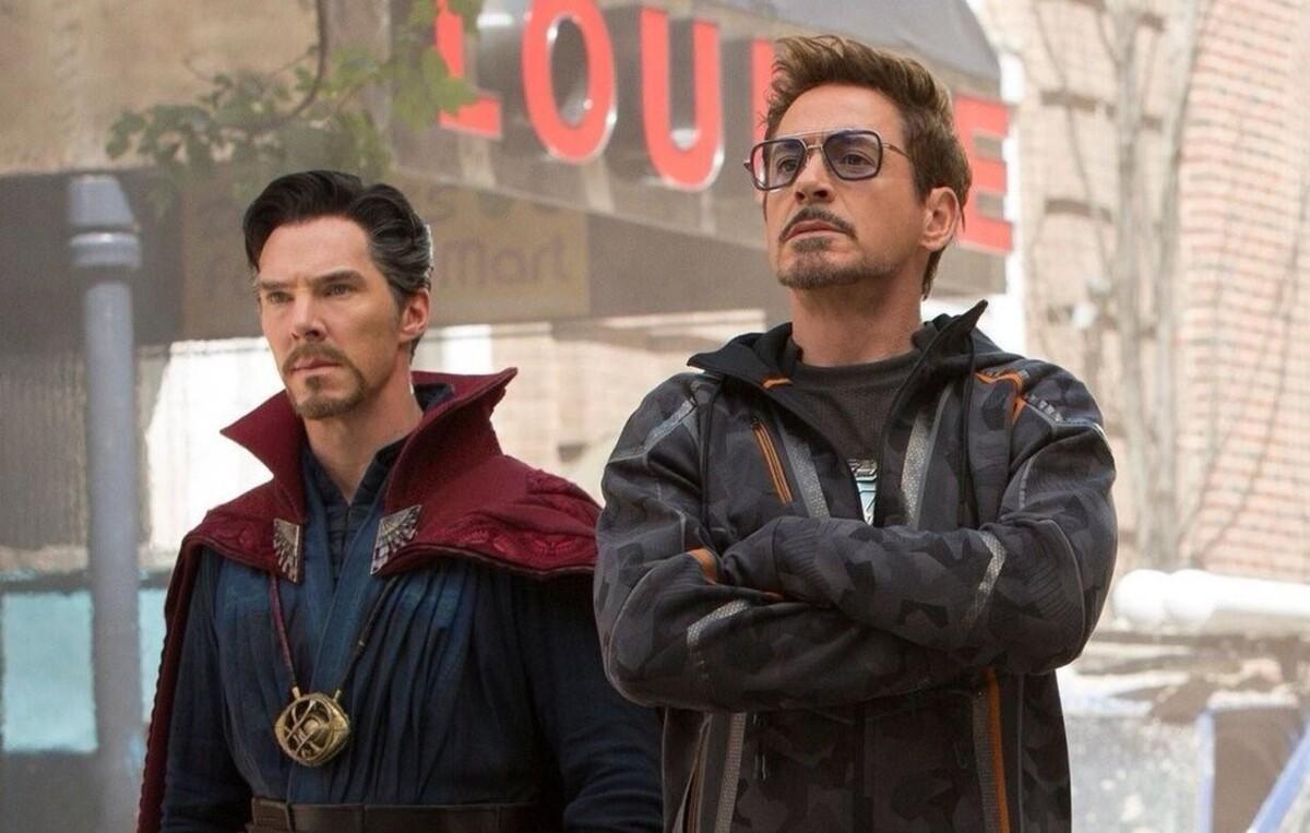 Бенедикт Камбербэтч раскрыл, что знаковый момент из «Мстителей: Финал» был импровизацией