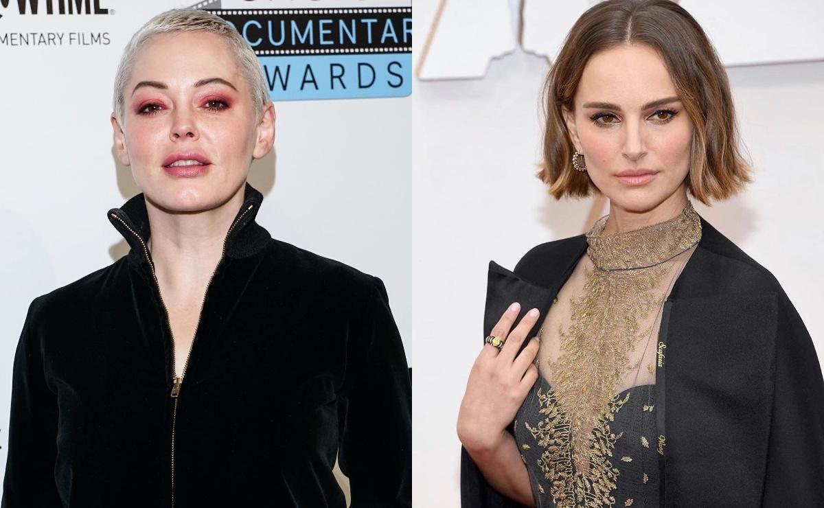 Роуз МакГоуэн раскрыла лицемерие Натали Портман после ее выхода в «феминистическом» платье