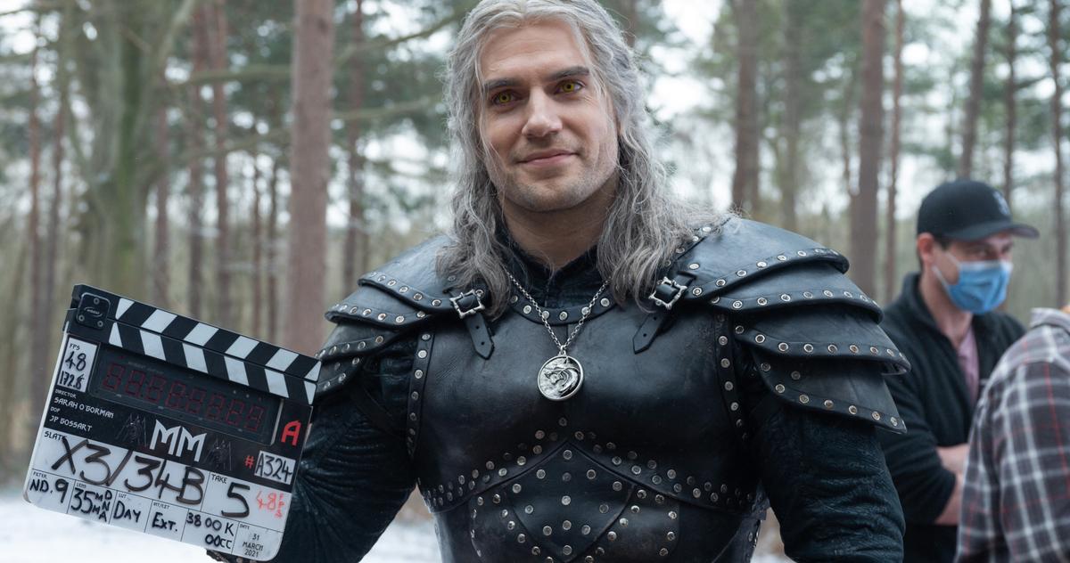 Генри Кавилл отблагодарил подарками команду «Ведьмака» в честь окончания съемок второго сезона