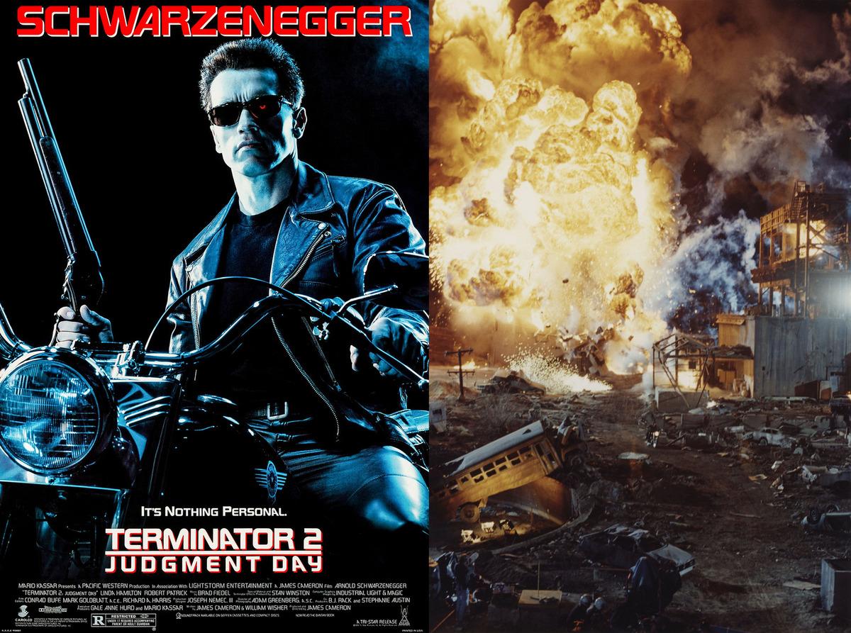«Я никого не убиваю»: чем «Терминатор 2» не нравился Шварценеггеру
