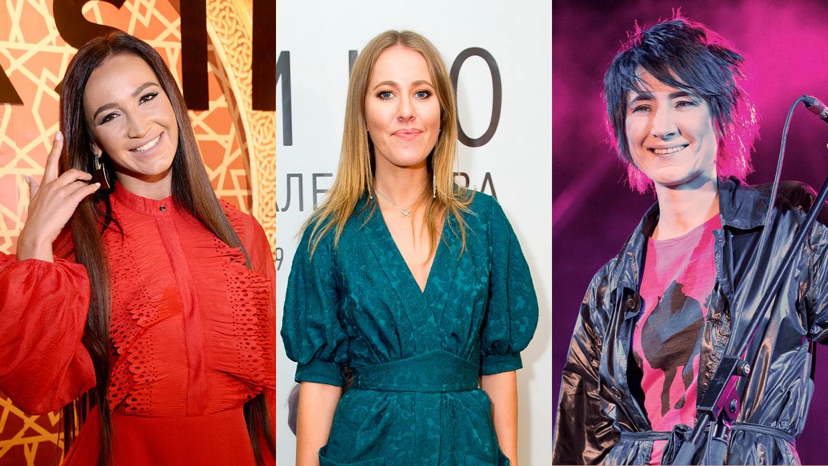 Земфира успешнее Бузовой: названы самые высокооплачиваемые женщины в шоу-бизнесе
