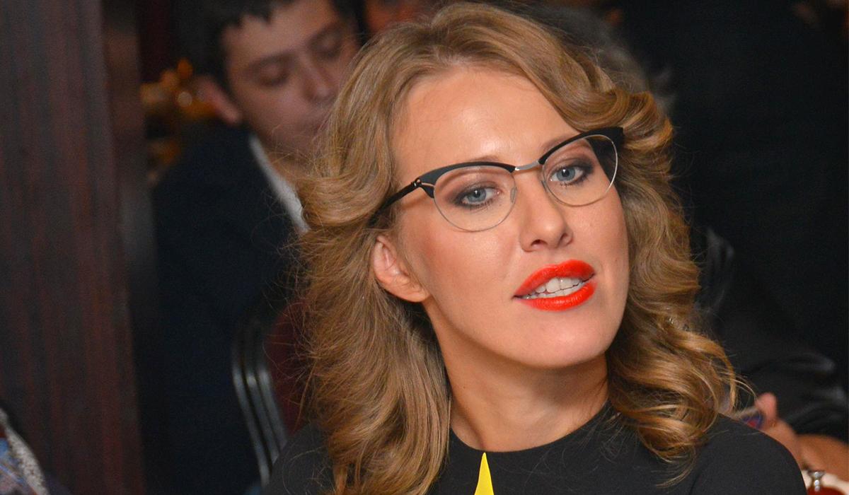 «Какая же ты колхозница»: в Сети раскритиковали внешний вид Ксении Собчак