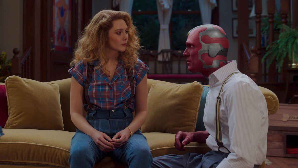 Второй сезон сериала «Ванда/Вижн» не входит в планы Marvel Studios