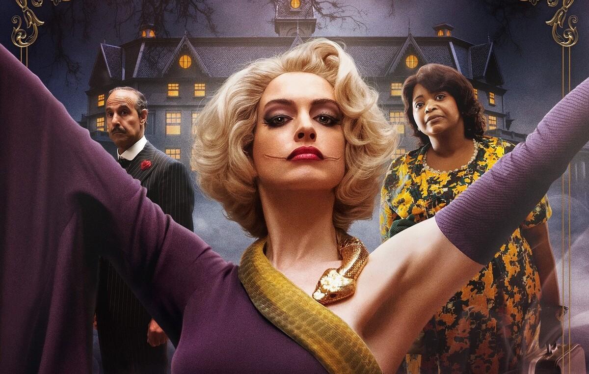 Энн Хэтэуэй представили в образе Джокера после трейлера «Ведьм»