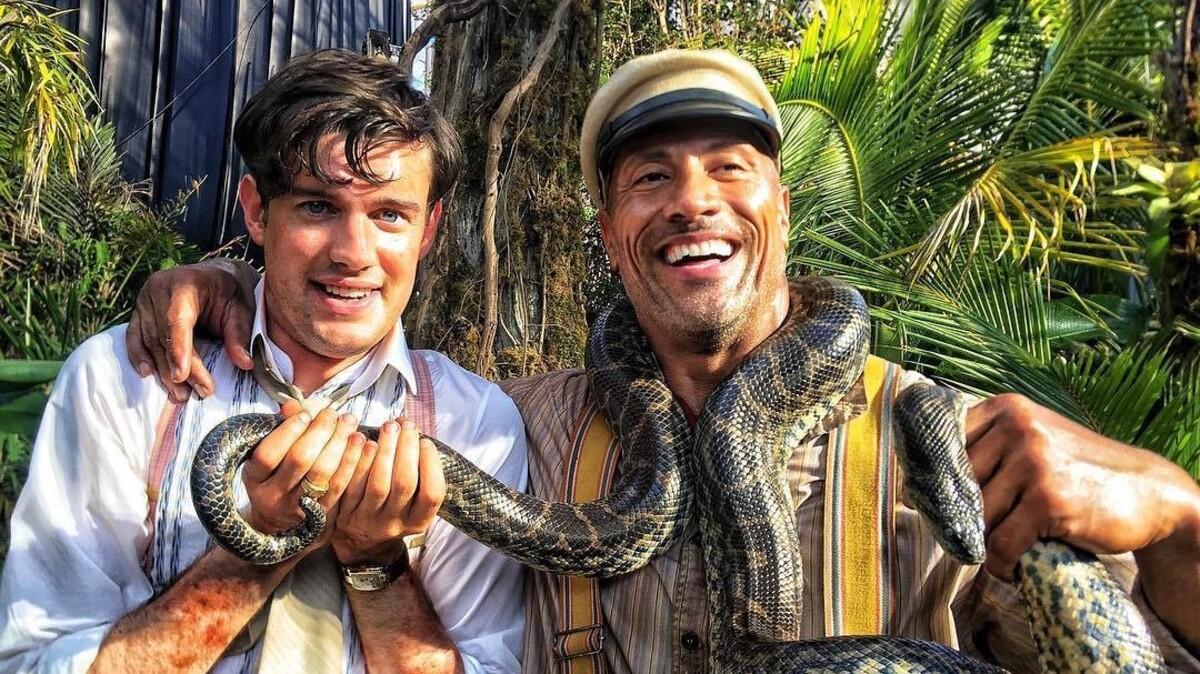 Масштабно и дорого: вышел второй трейлер «Круиза по джунглям» с Дуэйном Джонсоном