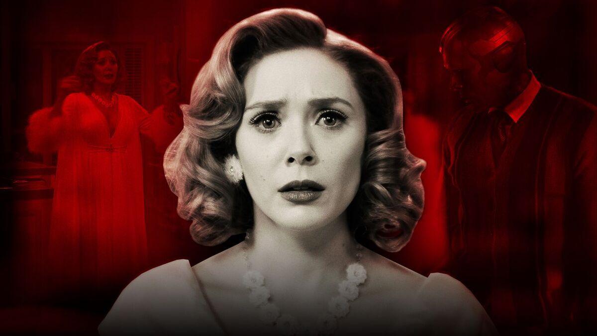 Элизабет Олсен считает, что второй сезон сериала «Ванда/Вижн» не исключен