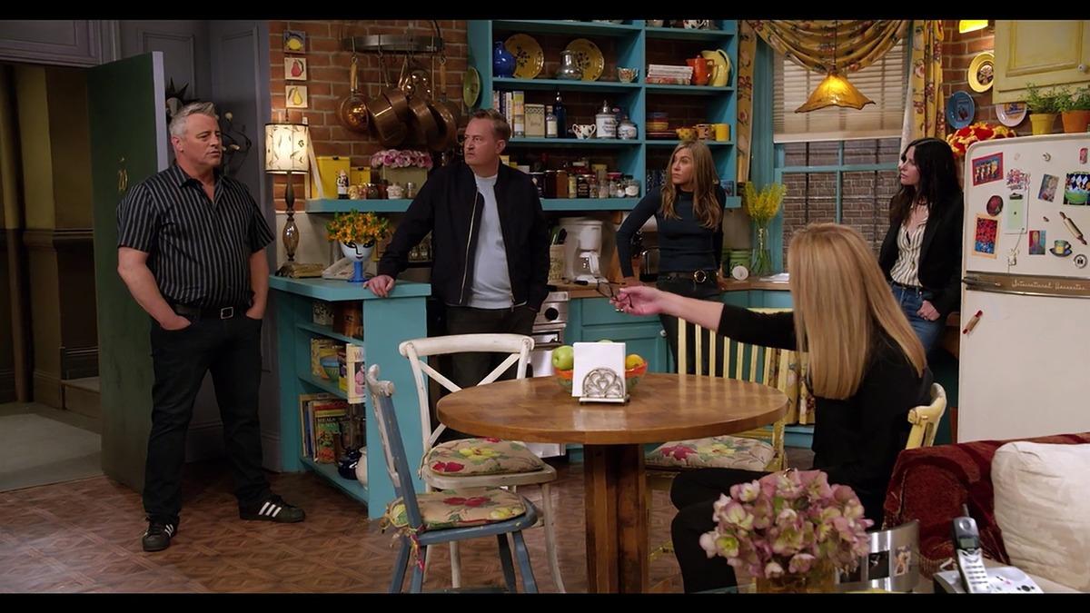 Зрители в бешенстве: из спецсерии «Друзей» вырезали сразу три эпизода