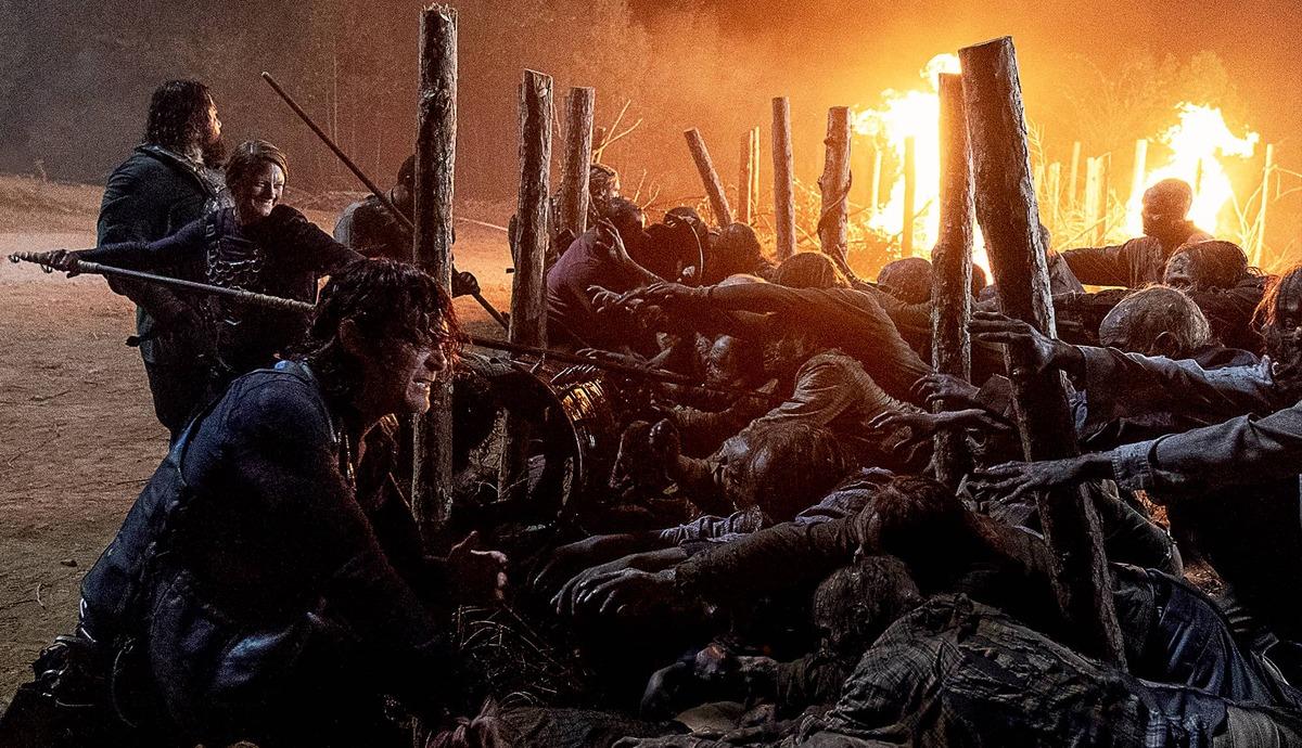 Заключительный сезон «Ходячих мертвецов» стартует на канале AMC в августе