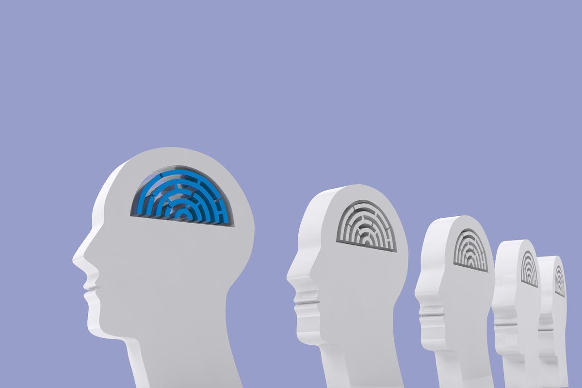 Этот тест определит, какой тип памяти у вас развит лучше всего