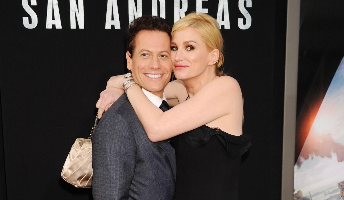 Экс-супруга Йоана Гриффита пожалела, что откровенничала о разводе