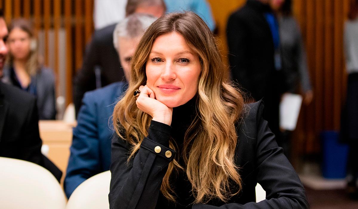 Жизель Бюндхен ушла из модельного агентства, с которым работала 22 года