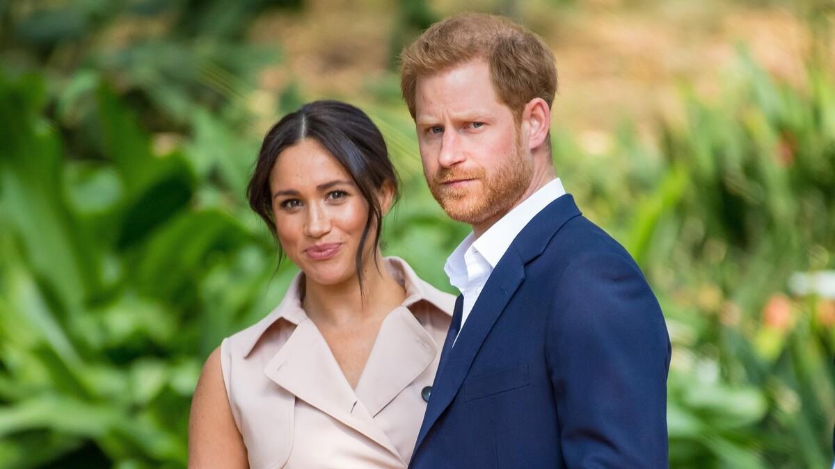 Фото: роскошный особняк принца Гарри и Меган Маркл внутри и снаружи