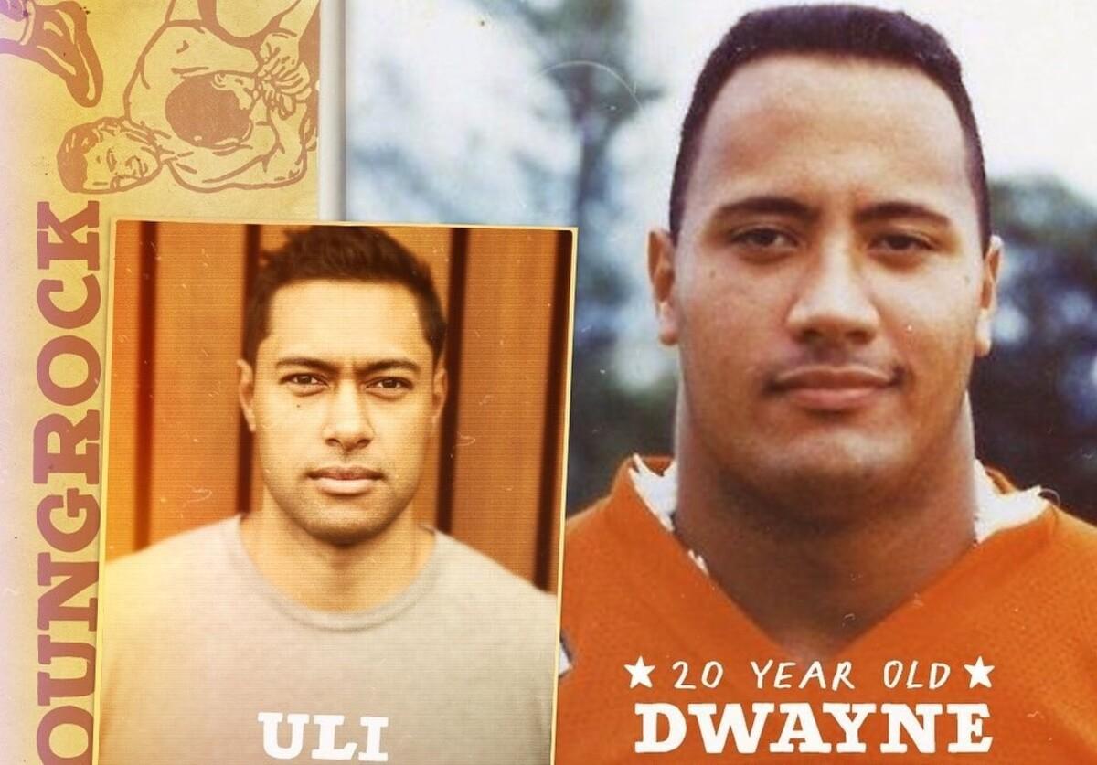 Дуэйн Джонсон представил трех актеров, которые сыграют его в автобиографическом сериале