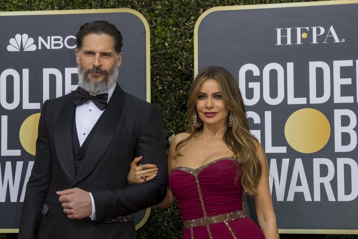 «Она вышла замуж за актера»: Джо Манганьелло обсудил реакцию Софии Вергары на голубой ирокез