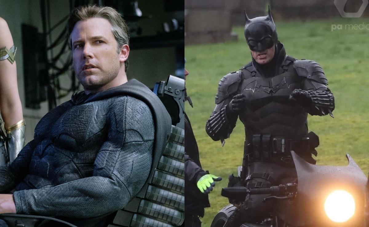 Бен Аффлек поделился мыслями о Роберте Паттинсоне в роли «Бэтмена»
