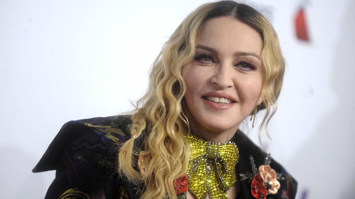 «Мэрилин Монро, ты ли это?»: похабные фото Мадонны «взорвали» Сеть