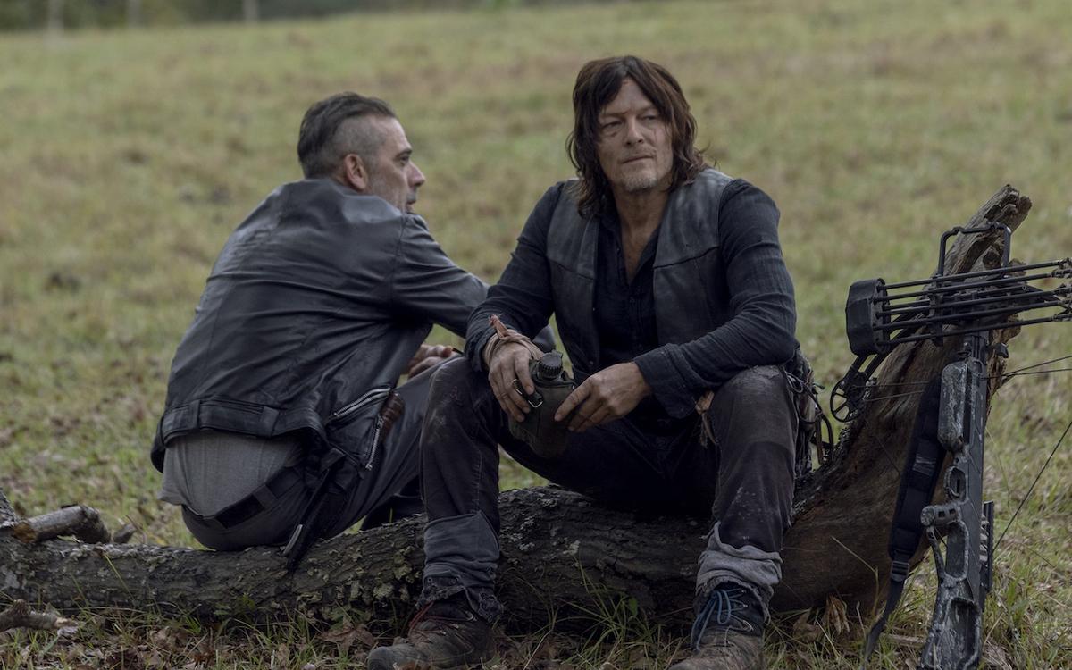 Десятый сезон «Ходячих мертвецов» возобновится в последний день февраля