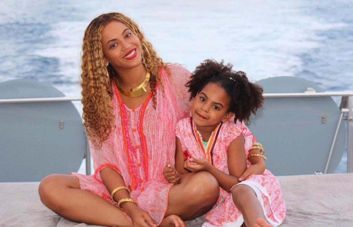 Вся в мать: фанаты Бейонсе показали, как Блю Айви похожа на певицу в детстве