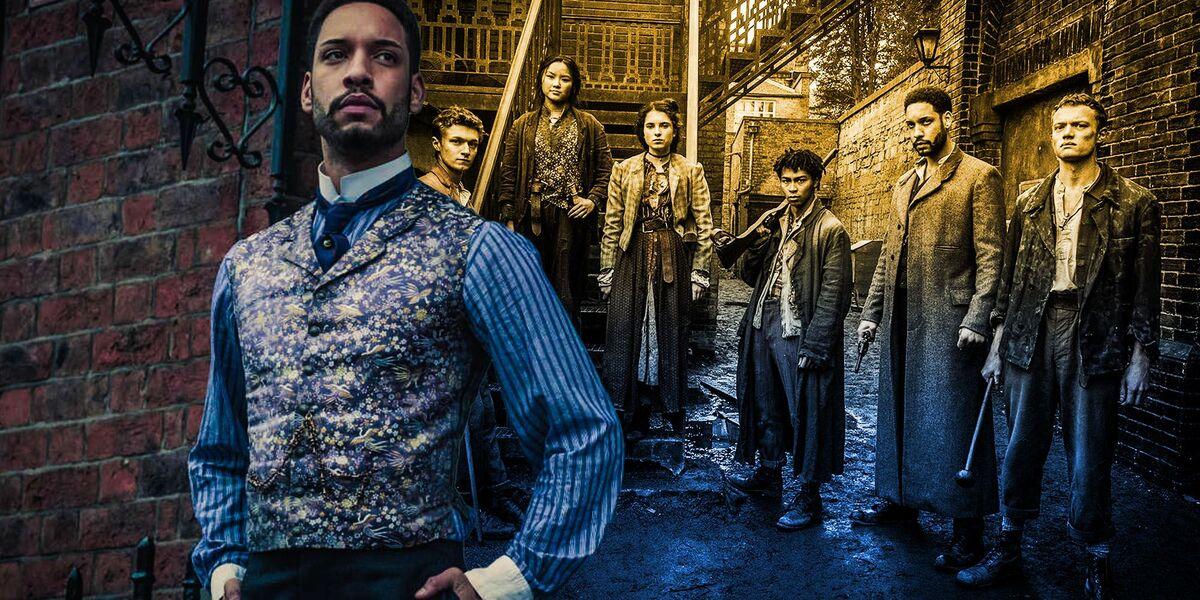 Мистическая интерпретация Шерлока Холмса: вышел полноценный трейлер сериала «Нерегулярные части»