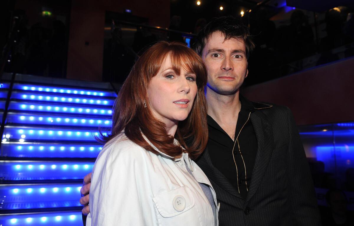 Кэтрин Тейт может повторить роль Донны в 13 сезоне «Доктора Кто»