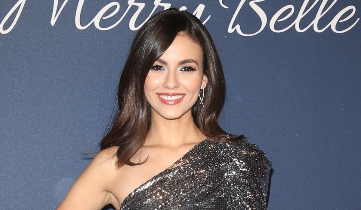 Виктория Джастис прокомментировала слухи о вражде с Арианой Гранде