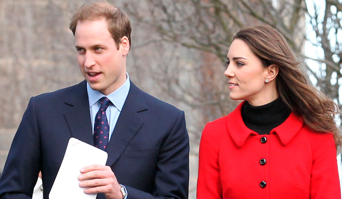 Кейт Миддлтон и принц Уильям вернулись на место своей свадьбы: фото