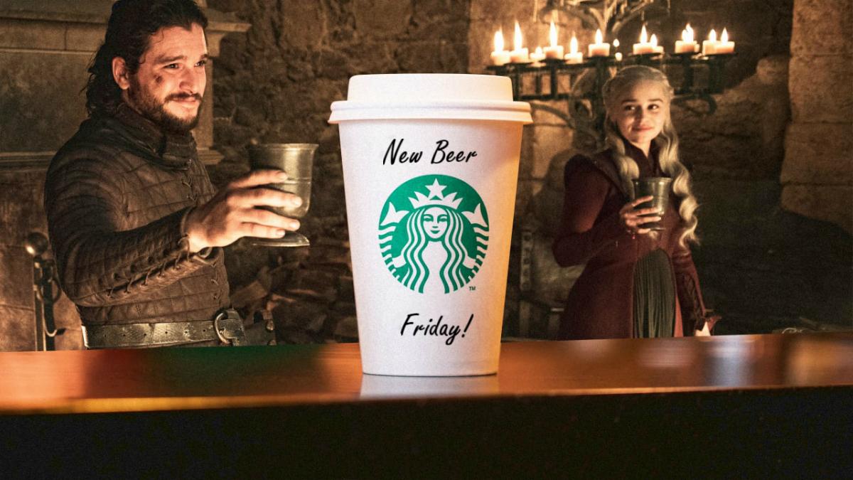Сценаристы «Игры престолов» о провале со стаканом кофе в 8 сезоне: «Думали, нас разыгрывают»