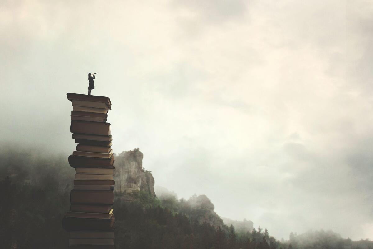 Тест: ответь на 10 вопросов, и мы скажем, из какой ты книги