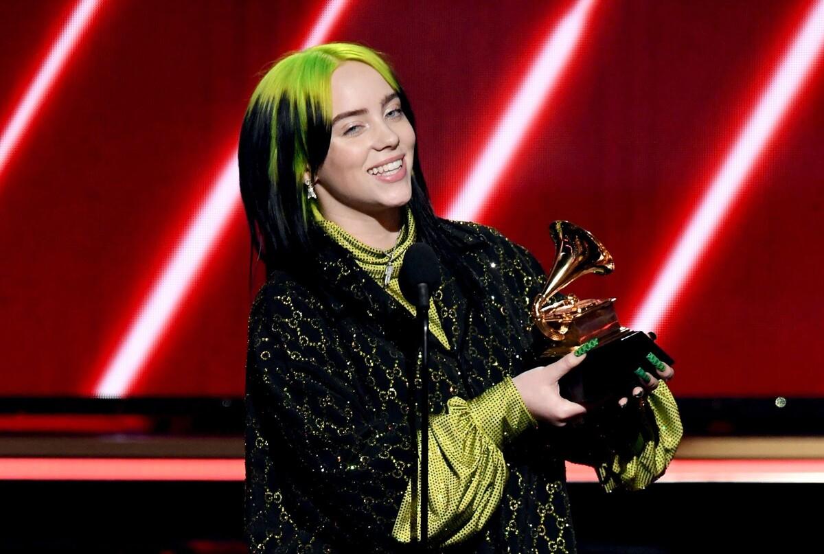 Билли Айлиш выступит с музыкальным номером на «Оскаре» 2020
