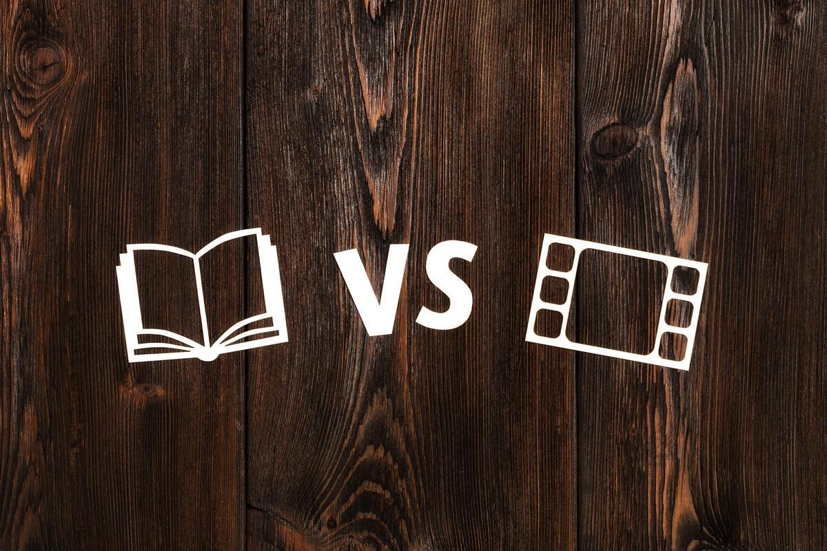 Тест: знаешь ли ты, чем отличается фильм от книги, по которой был снят?