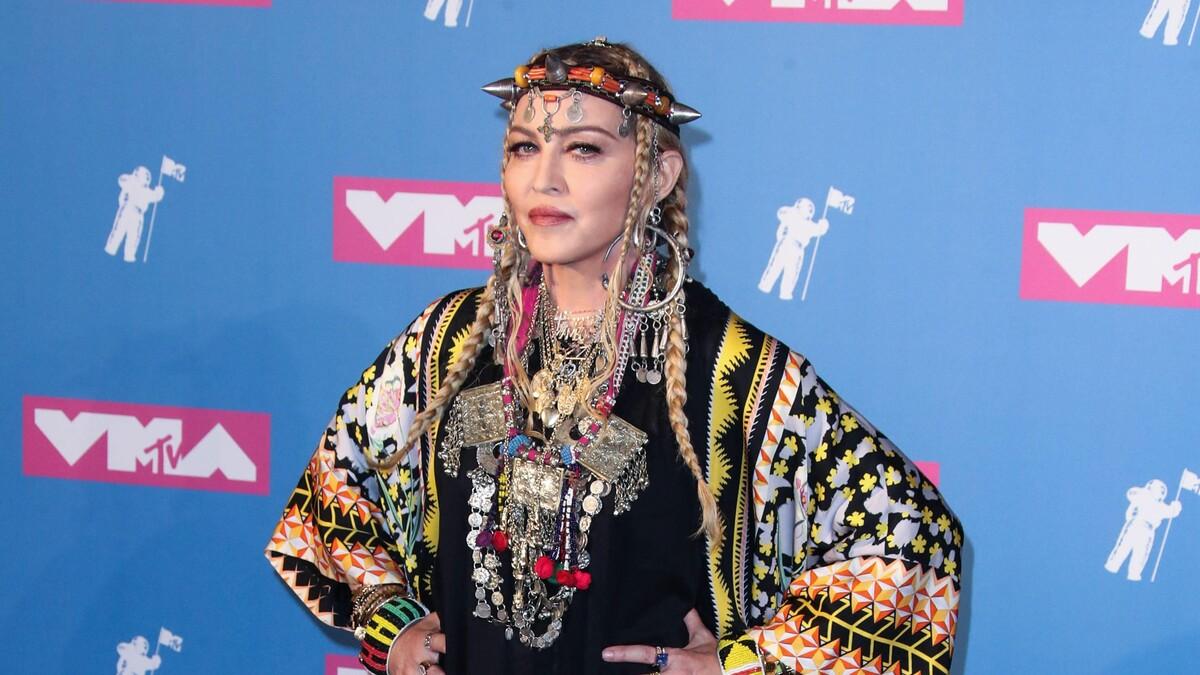 Сценарий для фильма о Мадонне напишет автор «Секретарши»