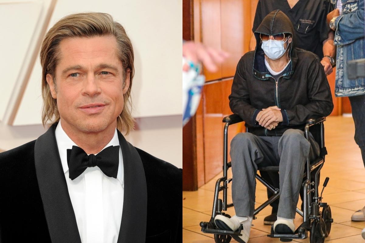 Слух: Анджелина Джоли довела Брэда Питта до истощения