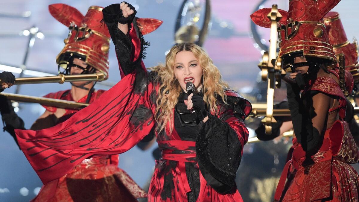 Даже в 63 сводит с ума: 10 самых любопытных фактов о Мадонне
