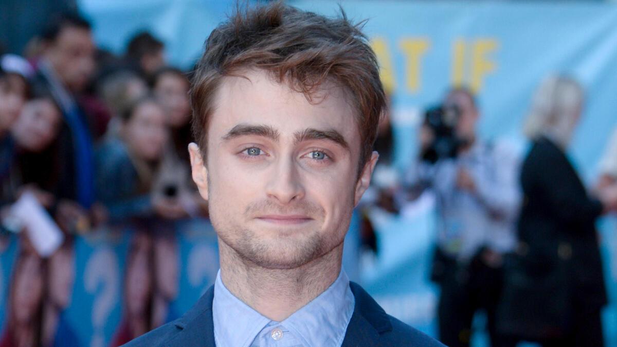 «Боюсь разочаровать кого-то»: Рэдклифф заставил фанатов «Гарри Поттера» взвыть