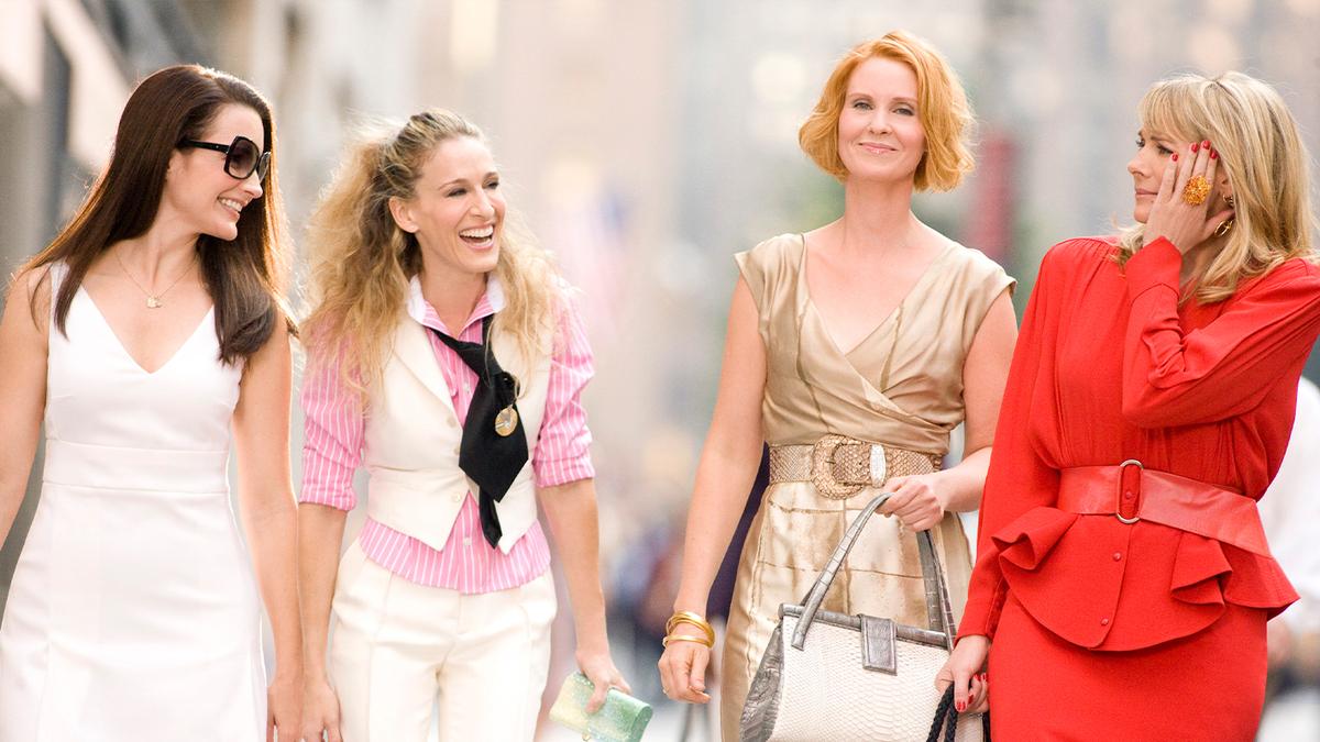 Время не пощадило: героини «Секса в большом городе» засветились на свежих фото