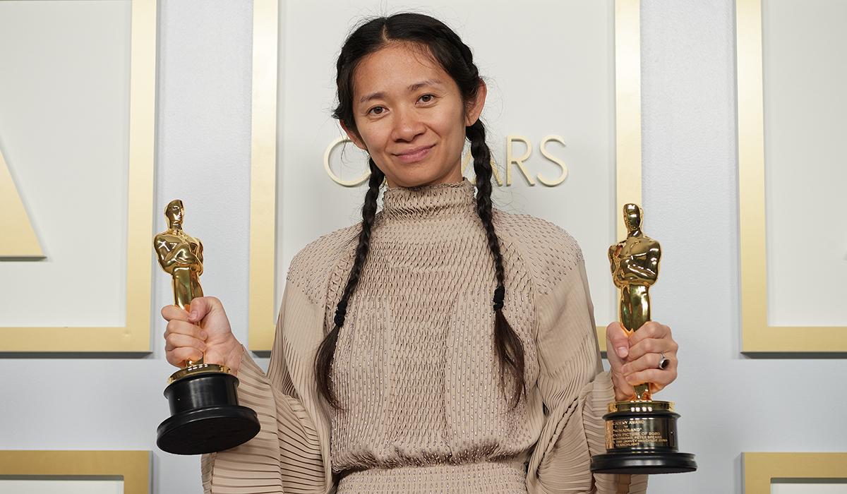 В Китае не стали освещать победу «Земли кочевников» и Хлои Чжао на «Оскаре»
