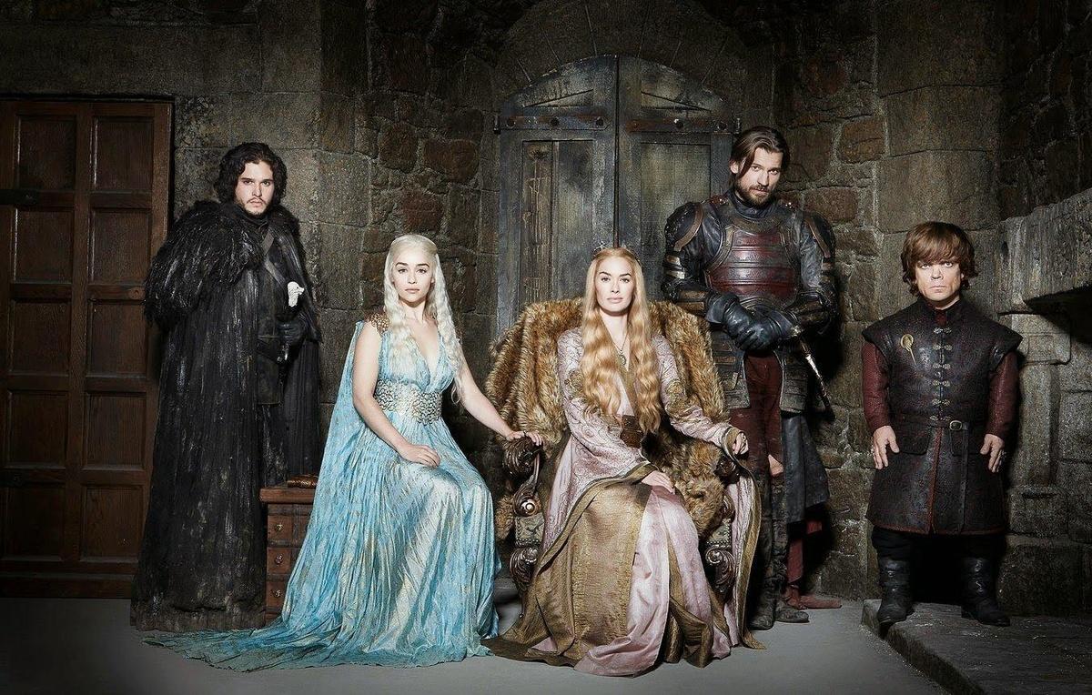 Джордж Мартин напишет сценарий к спектаклю по «Игре престолов»