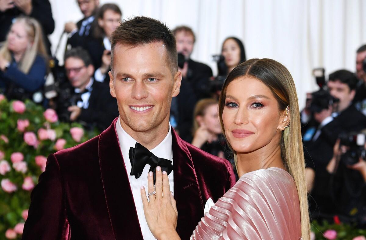 Жизель Бундхен пожаловалась, что была несчастлива в браке с Томом Брэди