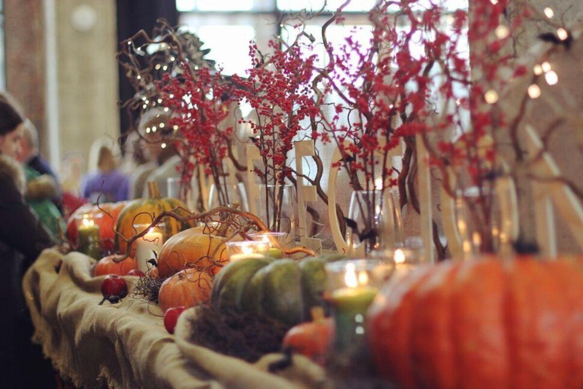 Осенний крафт-фестиваль «ArtFlection»