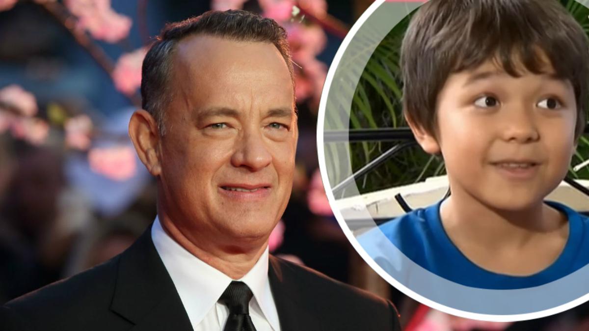 Том Хэнкс поддержал 8-летнего мальчика, страдающего от издевательств