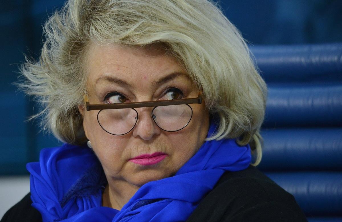 Татьяна Тарасова жестко отчитала Муцениеце